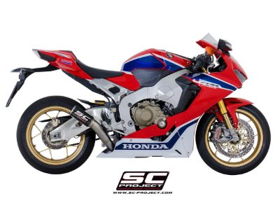 SC-PROJECT CR-T HONDA CBR 1000RR  R/SP 2018/2019 CARBONO