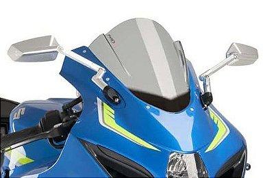 PUIG RACING SUZUKI GSX-R 1000 SRAD BOLHA FUME CLARO /SMOKE 2018/2019/2020 9013H