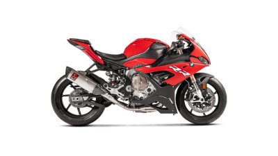 AKRAPOVIC BMW S1000 RR 2020 ESCAPAMENTO FULL SYSTEM EVOLUTION(NOVA)