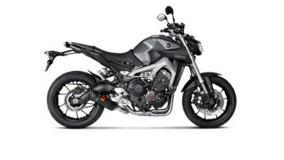 AKRAPOVIC YAMAHA MT-09/FZ-09 2018 2019 ESCAPAMENTO RACING FULL CARBONO