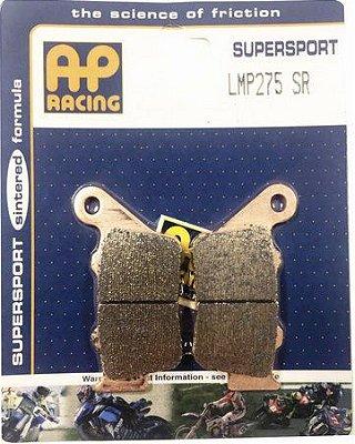 AP RACING PASTILHA DE FREIO BMW S1000R 2013 A 2019 TRASEIRO LMP 275SR