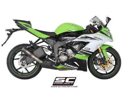 SC-PROJECT CR-T KAWASAKI ZX -6R 2013 A 2020