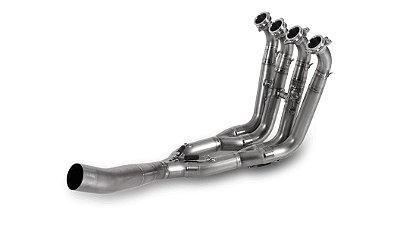 AKRAPOVIC BMW S1000RR 2010 a 2014 COLETOR INOX OPCIONAL