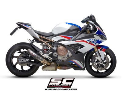 SC-PROJECT BMW S1000RR 2020 CR-T PONTEIRA CARBON B33-38CR
