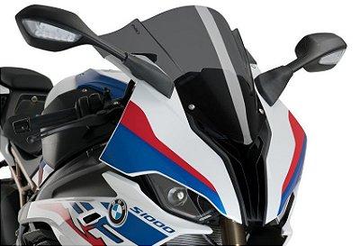 PUIG RACING BMW S1000RR BOLHA FUME ESCURO 2020 3571F