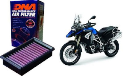 DNA BMW R 1200GS FILTRO DE AR DE ALTA PERFORMANCE