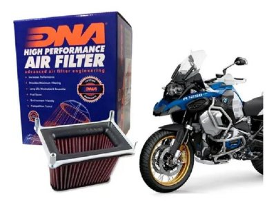 DNA BMW R1200GS FILTRO DE AR DE ALTA PERFORMANCE  P-BM12E13-S2