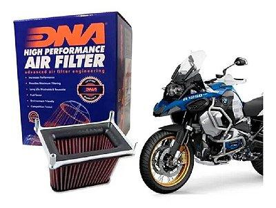 DNA BMW R1200GS FILTRO DE AR DE ALTA PERFORMANCE  P-BM12E13-S2