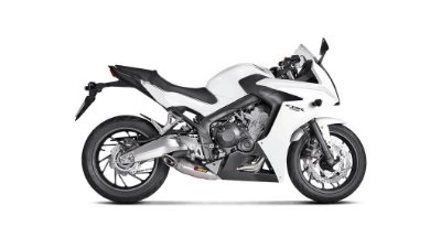 AKRAPOVIC HONDA CBR 650 F 2014/2018 ESCAPAMENTO RACING FULL