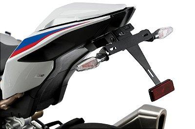 PUIG RACING BMW S1000RR 2020 SUPORTE DE PLACA DOBRÁVEL 3705N