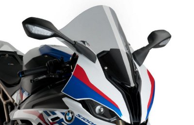 BOLHA PUIG R-RACER BMW S1000RR FUME CLARO 2020 3641H