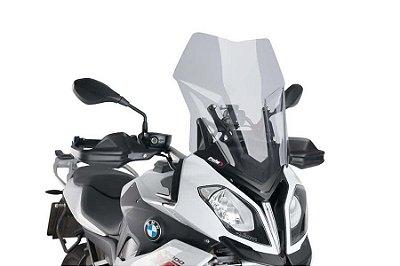 PUIG TOURING BMW S1000XR BOLHA FUMÊ CLARO 7619H