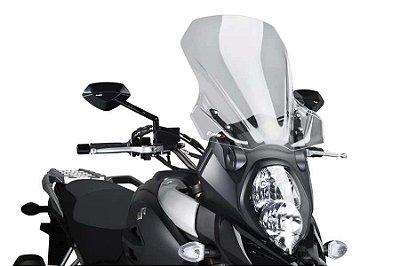 BOLHA PUIG SUZUKI DL1000 V-STROM 2014 A 2020 TOURING TRASPARENTE 7229W