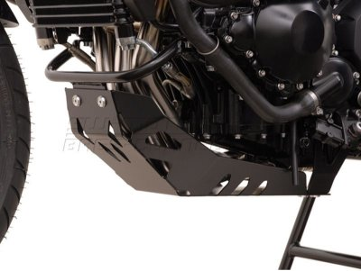 PROTETOR DO CARTER SKID PLATE SW MOTECH TRIUMPH TIGER 1050 SPORT