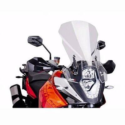 BOLHA PUIG TOURING KTM 1190 ADVENTURE /R TRANSPARENTE 6494W