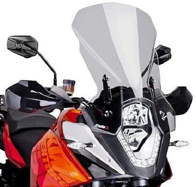 BOLHA PUIG KTM 1190 ADVENTURE /R TOURING FUMÊ CLARO 6494H