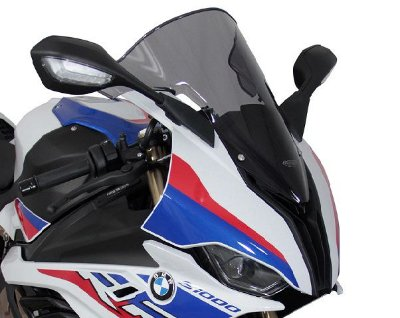 BOLHA MRA BMW S1000RR 2020/2021 RACING FUME CLARO