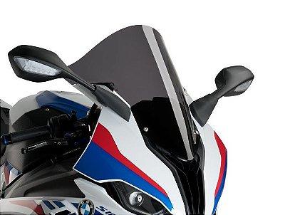BOLHA PUIG BMW S1000RR 2020/2021 R RACER FUME ESCURO 3641F