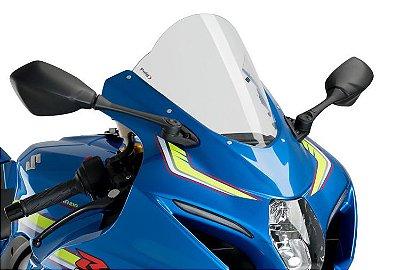 BOLHA PUIG SUZUKI GSX-R 1000 SRAD R-RACER TRANSPARENTE 2018/2019/2021 3631W