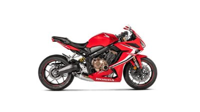 AKRAPOVIC HONDA CBR 650R 2020/2021 RACING FULL
