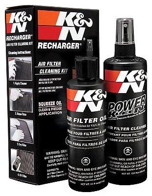 K&N KIT LIMPEZA 99-5050