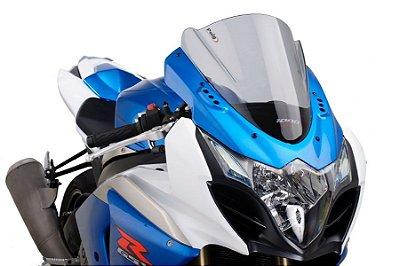 PUIG RACING SUZUKI GSX-R 1000 SRAD BOLHA FUME CLARO 2011 2012 2013 2014 2015 2016