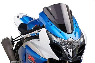 PUIG RACING SUZUKI GSX-R 1000 SRAD BOLHA FUME ESCURO 2012 A 2016