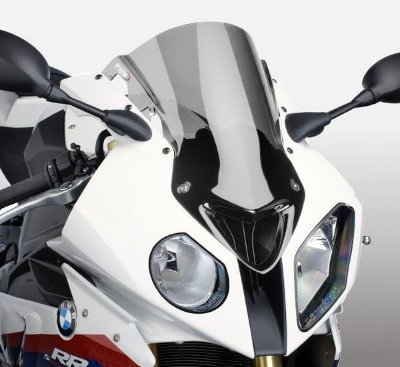 BOLHA PUIG BMW S1000RR RACING FUME CLARO 2012 A 2014 5205H