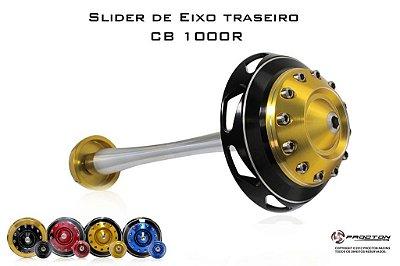 PROCTON SLIDER DE EIXO DE RODA HONDA CB 1000R TODAS