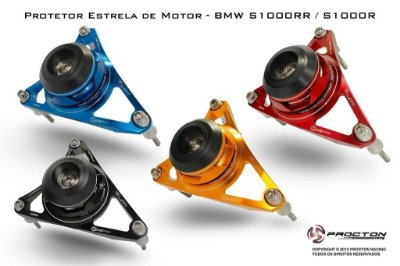 PROCTON PROTETOR MOTOR ESTRELA BMW S1000RR /BMW S1000R NAKED 2012 A 2018
