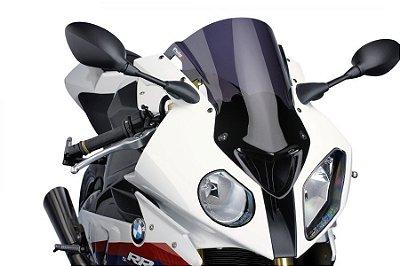 PUIG RACING BMW S1000RR BOLHA FUME ESCURO 2010 A 2014 5205F