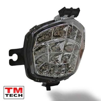 Lanterna Led Pisca Integrado Suzuki Bandit 650 2011 - 2013 Tm Tech