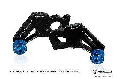 Slider Traseiro Procton Racing Cb 650f  CBR650F