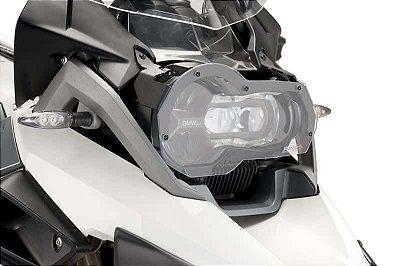 PUIG PROTETOR DE FAROL POLICARBONATO BMW R1250GS/ADVENDURE LC TRANSPARENTE 7564W