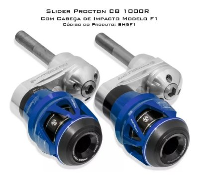 PROCTON SLIDER F1 HONDA CB 1000R 2019 A 2020