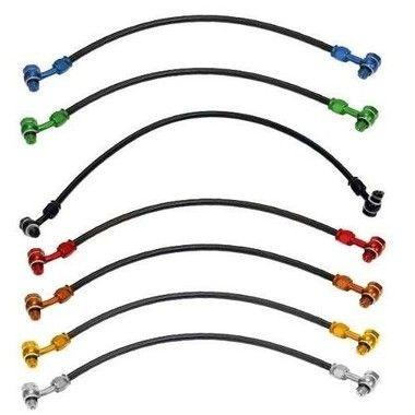 Linha De Freio Aeroquip Honda CB250 Twister Diant/tras