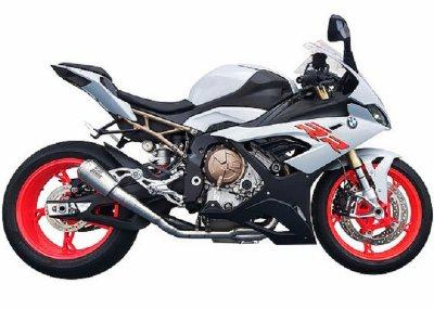 POWER ESCAPAMENTO FULL RACING SBK BMW S1000RR 2020 2021