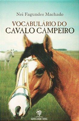 Vocabulário do Cavalo Campeiro