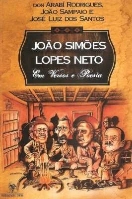 João Simões Lopes Neto em verso e proza