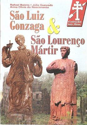 São Luiz Gonzaga e São Lourenço Mártir