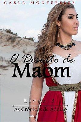 As crônicas de Adulão 3 - O deserto de Maom