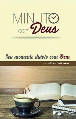 Minuto com Deus (Pastor Edvaldo Oliveira)