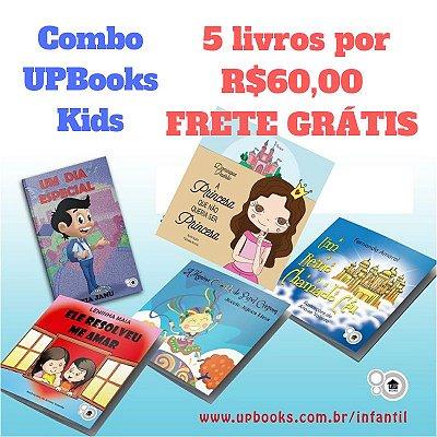 Combo UPBooks Kids