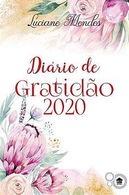 Diário de gratidão (Luciane Mendes)