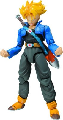 Trunks Dragon Ball Z - Premium Color Edition S.H.Figuarts