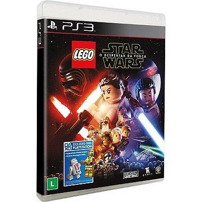 PS3 Lego Star Wars - O Despertar da Força
