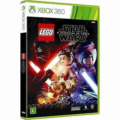 X360 Lego Star Wars - O Despertar da Força