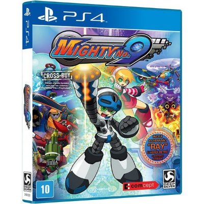 PS4 Mighty N°9