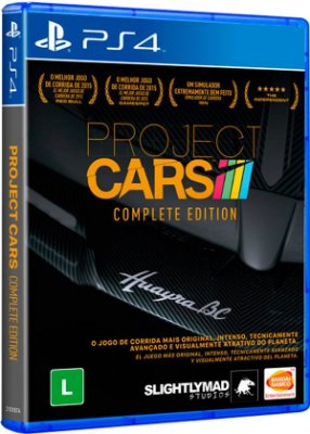 PS4 Project Cars Complete Edition