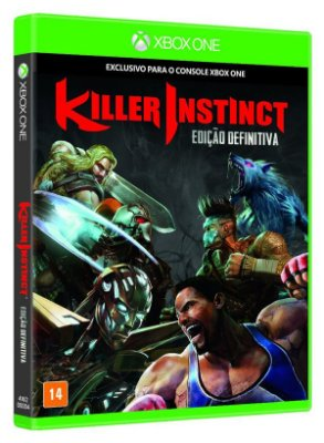 XONE Killer Instinct Edição Definitiva